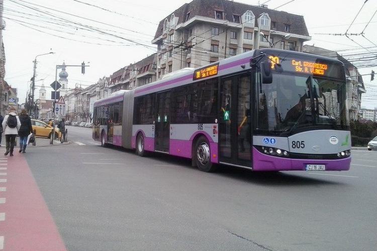 GRATIS pe autobuzele CTP, începând de vineri, 18 iunie! A fost depășit pragul de 50% populație vaccinată din Cluj