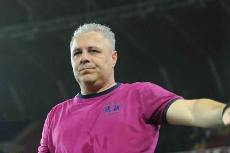 Marius Șumudică ar putea semna azi cu CFR Cluj