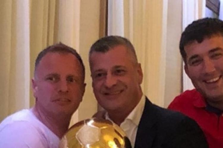 Patronul CFR Cluj, Neluțu Varga, acuzat că a donat bani PNL -ului în campania electorala din 2020