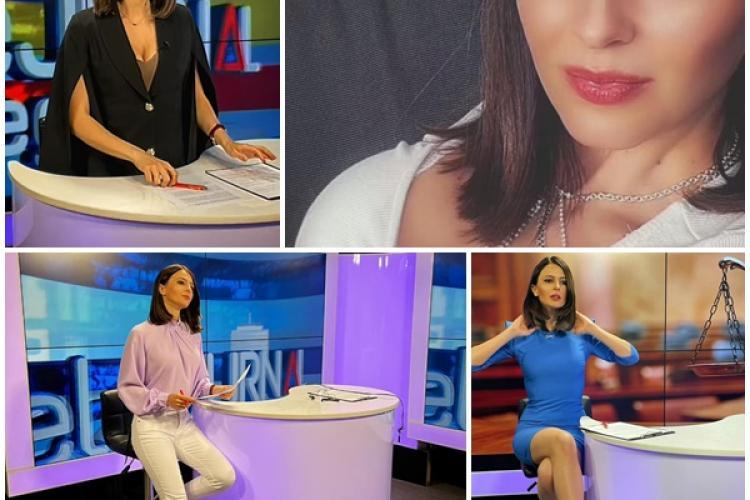 Superba Loredana Corchiș a făcut un anunț important pentru TVR Cluj - FOTO