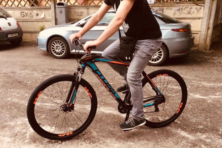 """Cum renunță clujenii la bicicletă, după ce băieții cu """"mâna fină"""" le fură: Următoarea achiziție e un diesel de 2 litri"""