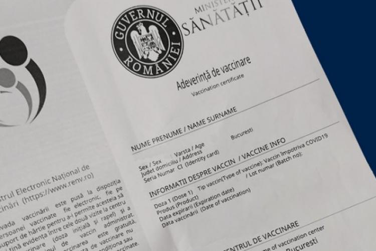 Cum motivează Curtea de Apel Cluj ANULAREA Hotărârii de Guvern care condiționează participarea la evenimente de vaccinare sau test PCR