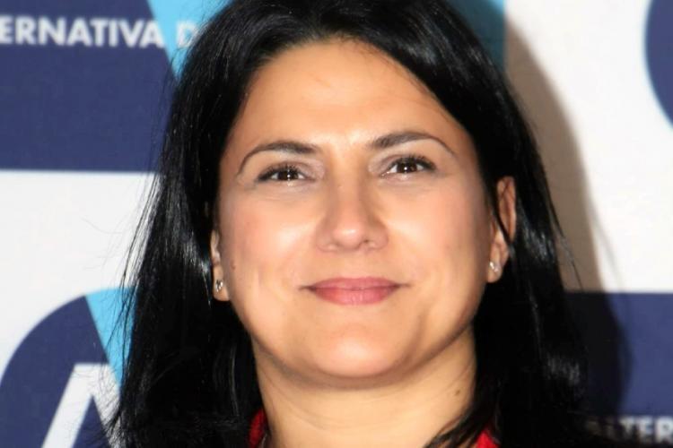 Clujeanca Adela Mîrza este noul președinte al partidului Alternativa Dreaptă