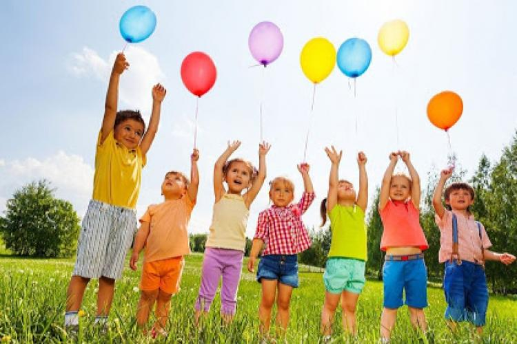 Ziua Copilului 2021. Istoricul şi semnificaţia zilei de 1 Iunie