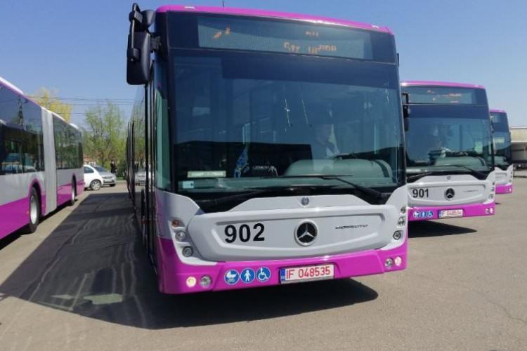 Comuna Chinteni a aprobat majorarea tarifelor pe transportul în comun