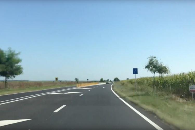 Cluj: S-a urcat beat la volan, iar acum femeia din dreapta lui se află în spital