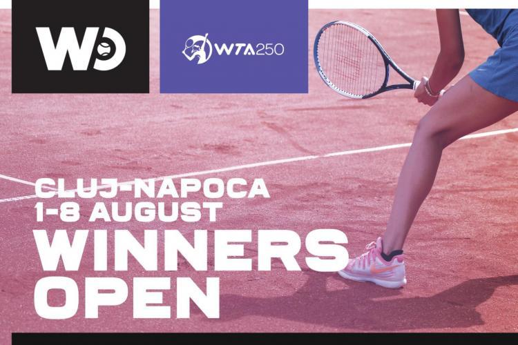 Tenis de top la Cluj - Ce jucătoare vin la turneul WTA250 de la Cluj. Sunt 4 românce pe tabloul principal