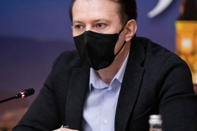 Klaus Iohannis a semnat decretul de revocare din funcție a lui Alexandru Nazare. Florin Cîțu este interimar la Ministerul Finanțelor