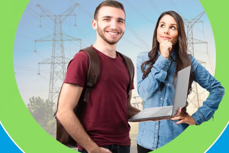 Distribuție Energie Electrică România (DEER) susține cu burse elevii de la patru școli și le oferă locuri de muncă