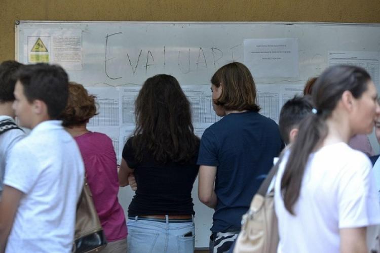 Evaluarea Națională 2021. Rezultatele obținute de elevi plasează Clujul pe primul loc la nivel național