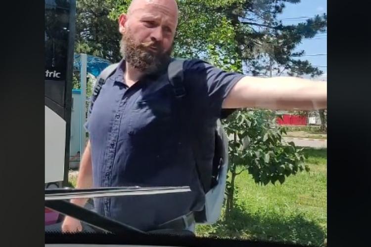 Șoferul CTP Cluj, vedetă pe TikTok, merită premiat! A lansat un nou clip - VIDEO