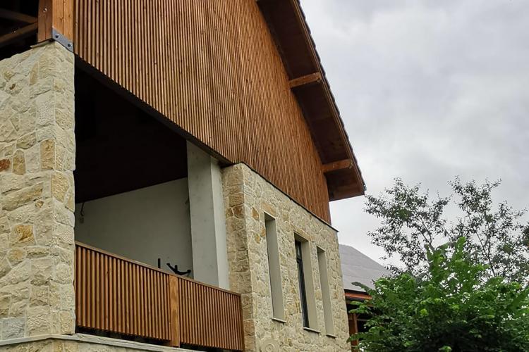 Se poate și arhitectură rurală de calitate în Bonțida, la Curia Kallos - FOTO