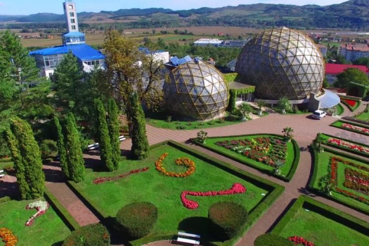 Grădina Botanică de la Jibou este preluată de UBB Cluj