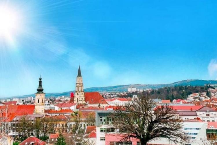METEO. Vremea în Cluj pentru luni, 5 iulie. Cum va fi vremea azi?