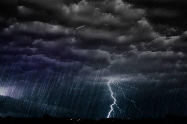 COD ROȘU de fenomene extreme în Feleacu,  Iara, Săvădisla, Băișoara, Petreștii de Jos, Ciurila, Tureni, Valea Ierii