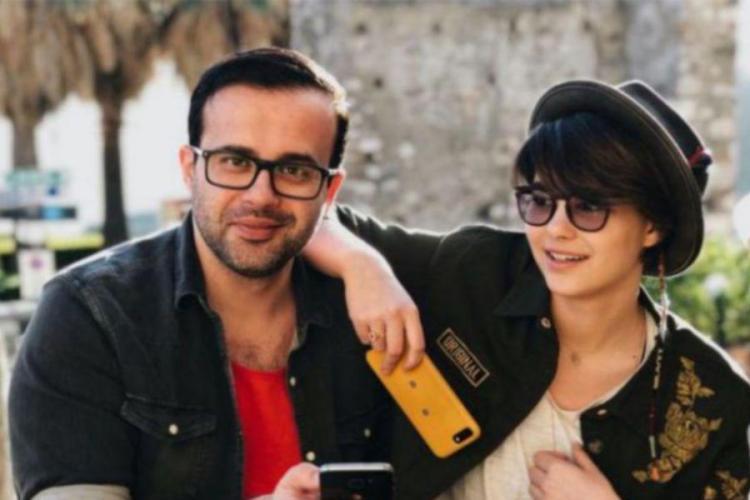 Fiica lui Mihai Gâdea a luat BAC -ul și pleacă din România