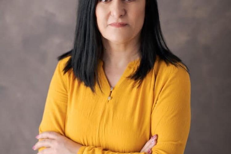 Camelia Sălcudean, candidează la șefia USR PLUS Cluj. Hossu: E omul potrivit pentru a creste filiala