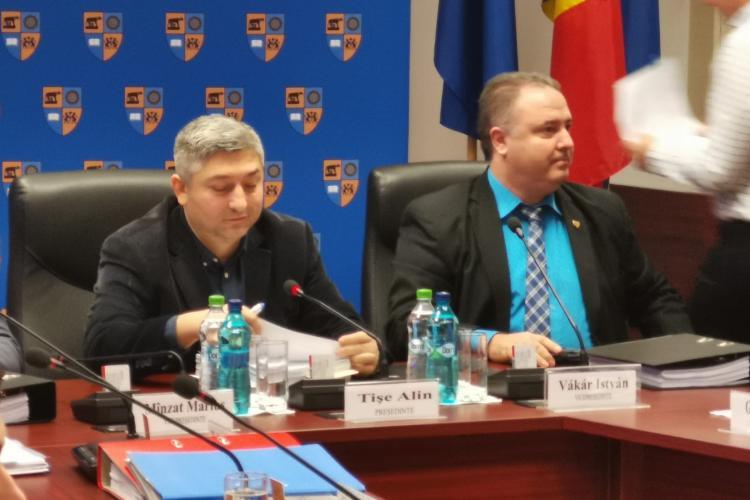 De ce nu l-a mai schimbat Alin Tișe pe Vakar Istvan, vicele de la Consiliul Județean Cluj, după scandalul numirii prefectului UDMR