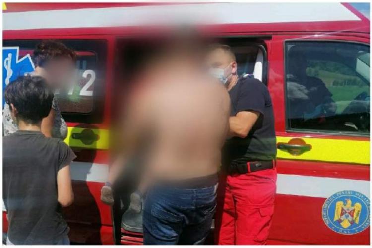 """Clujul are un """"înger salvator""""! Un fost ambulanțier a intervenit, în 2021, la 3 accidente. Luni, a fost primul la accidentul cu 4 victime"""