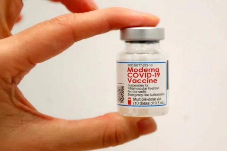 Vaccinul anti-COVID de la Moderna, eficient împotriva tuturor variantelor de coronavirus, inclusiv Delta