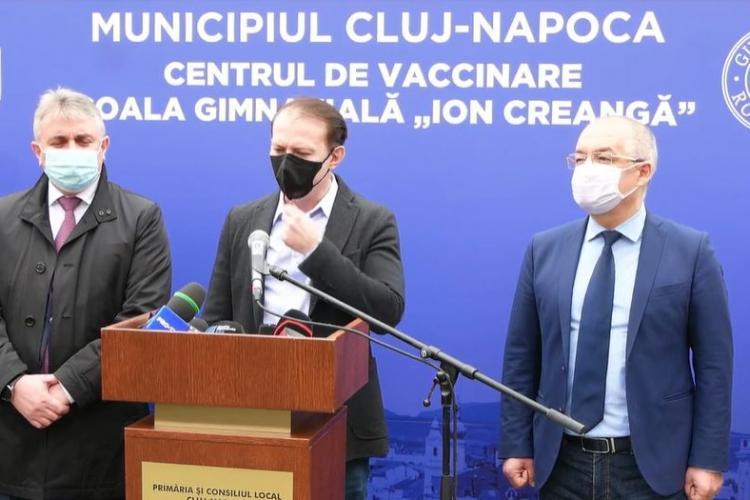 Premierul Cîțu spune că ne merge bine: În România sunt cele mai ieftine alimente din UE. E fake news explozia prețurilor