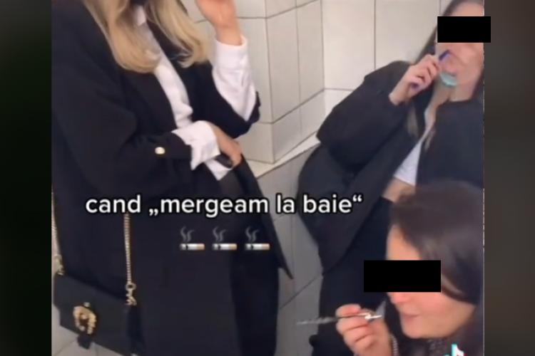 """Ani de liceu la Cluj, în 30 de secunde! Clip funny pe TikTok, cu """"prostioarele"""" făcute în liceu - VIDEO"""