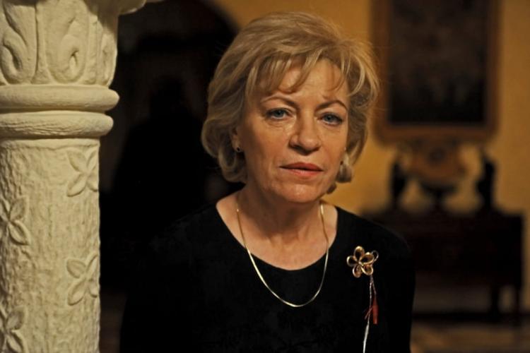 Luminița Gheorghiu a murit la 71 de ani. Actrița câștigase Ursul de Aur la Berlin în 2013
