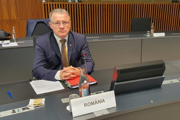 Intervenția ministrului Adrian Oros la Consiliul de miniștri Agricultură și Pescuit, privind simplificarea PAC - VIDEO