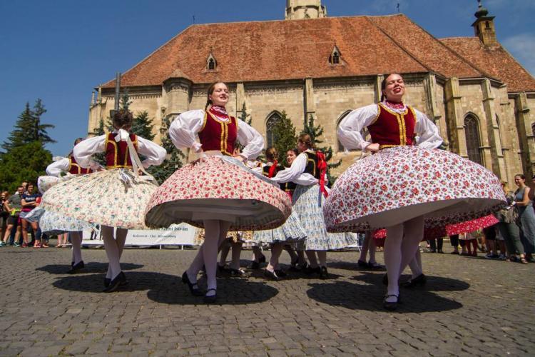 Zilele Culturale Maghiare 2021. Zilele Culturale Maghiare revin la Cluj în luna august