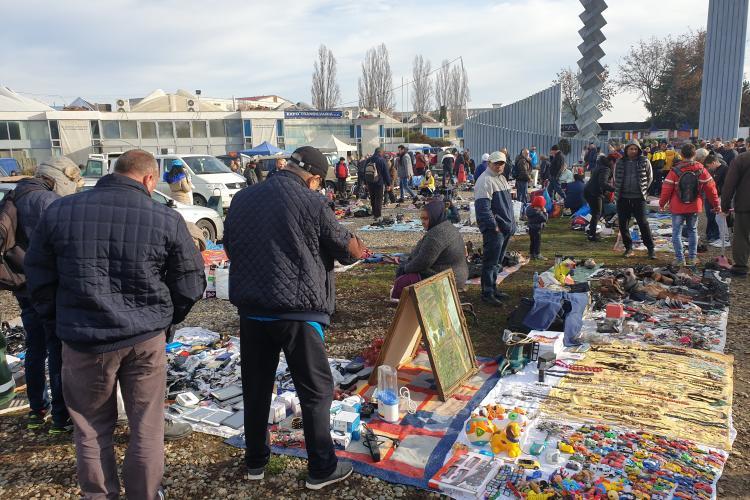 Boc se opune deschiderii pieței volante de vechituri de la Expo Transilvania : E pandemie și nu ne putem juca