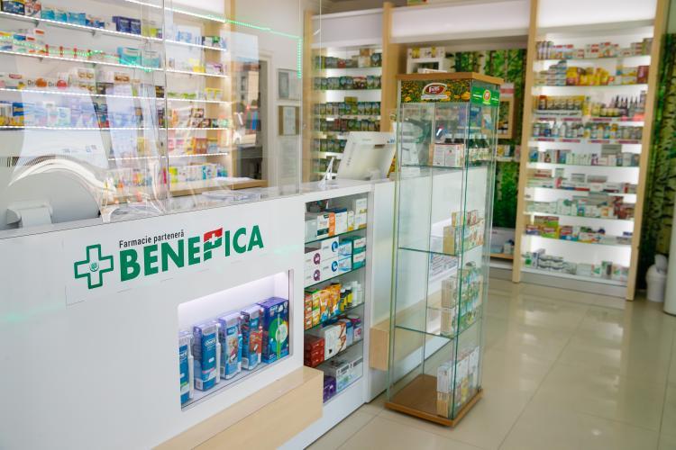 Pacienții pot beneficia de premii atractive în rețeaua de farmacii din programul Benefica, dezvoltat de Farmexim