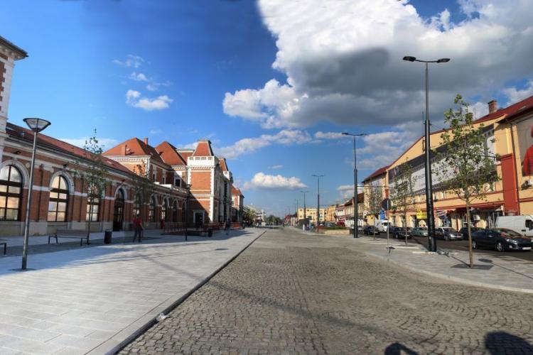 Cluj: Accident rutier în Piața Gării! Pietonul era BEAT