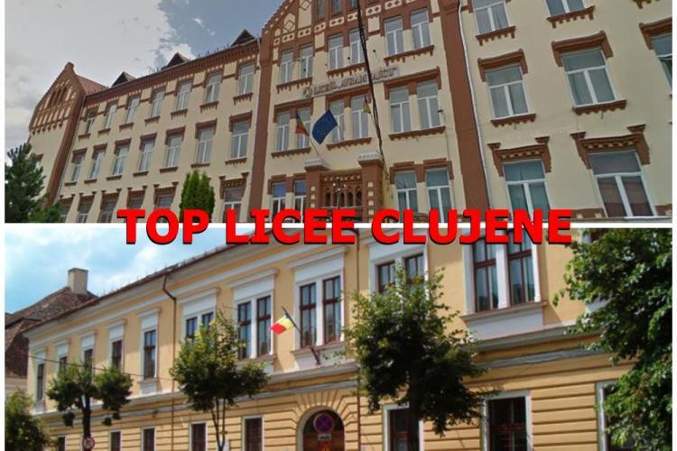 Top secții licee Cluj- admitere 2021. Elevii din Cluj cu media 10 la admitere au ales, în mod egal, Liceele Avram Iancu și Racoviță