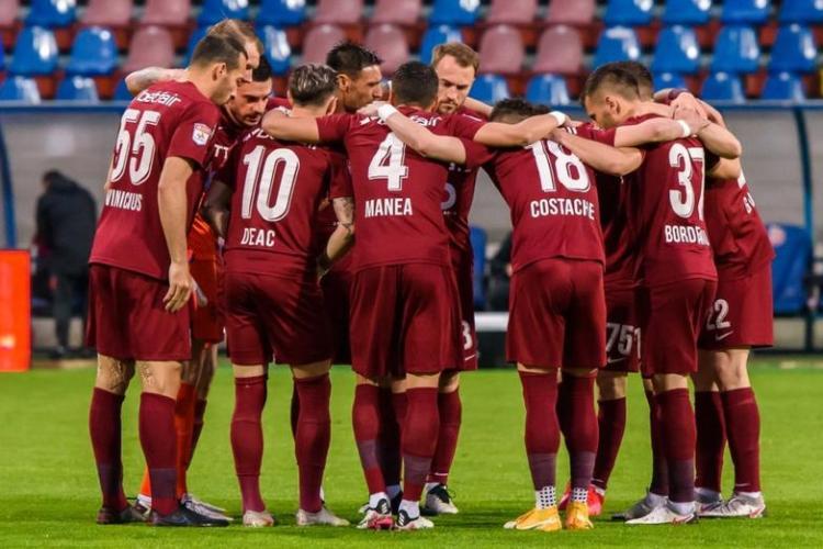 CFR Cluj, fără doi oameni de bază în meciul cu Lincoln! Camora şi Omrani nu au făcut deplasarea în Gibraltar