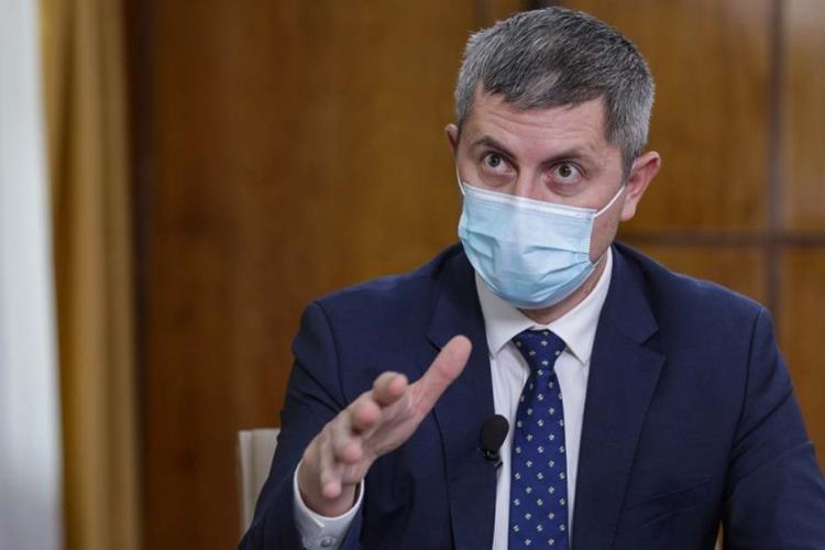 Dan Barna, propune noi restricții pentru românii nevaccinați. Unde se vor impune aceste reguli?