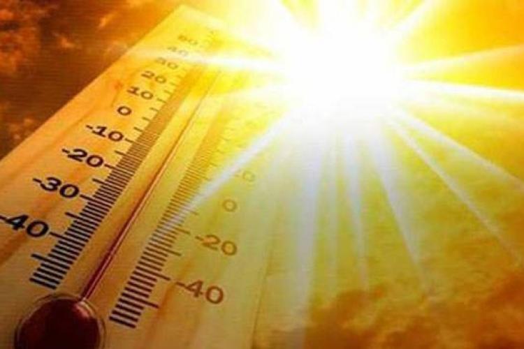 Meteo. Cod Galben de CANICULĂ la Cluj toată luna iulie. Temperaturi de până la 40 de grade Celsius la umbră