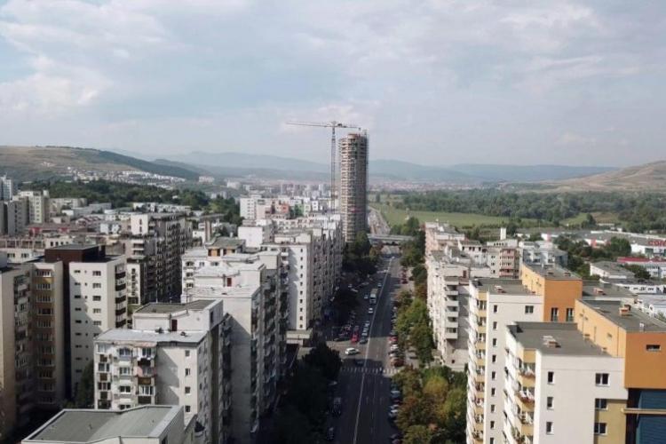 România are printre cele mai ieftine apartamente noi din Europa. Clujul e cel mai scump din țară
