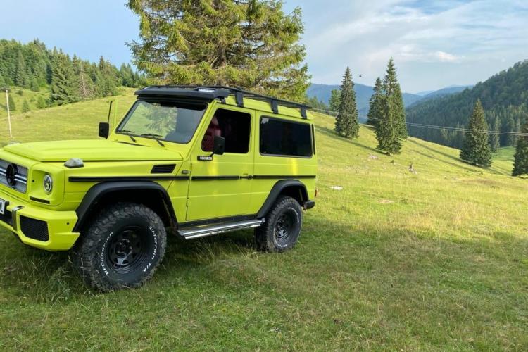 Cocalarii, amendați în Munții Apuseni. Intră cu mașinile 4x4 pe ariile naturale protejate