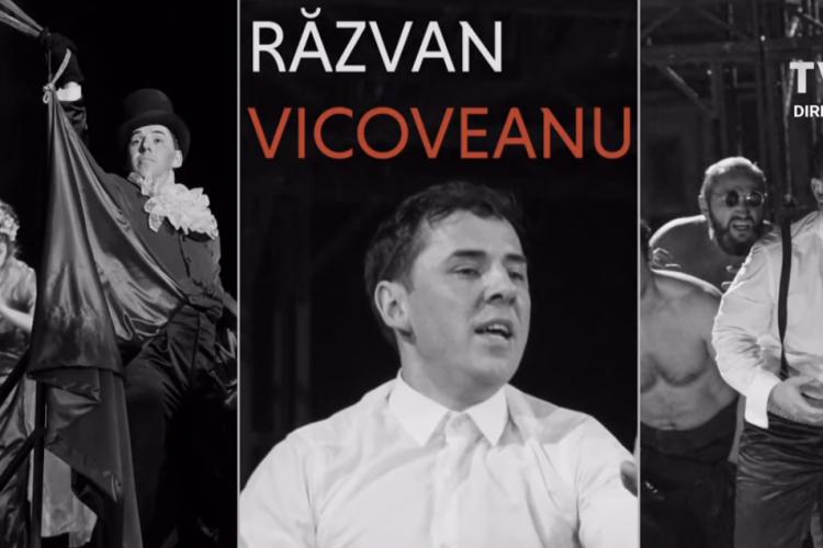 """""""Bravo, c..ie"""", așa și-a început discursul Răzvan Vicoveanu, unul dintre câștigătorii la Gala Uniter 2021 - VIDEO"""