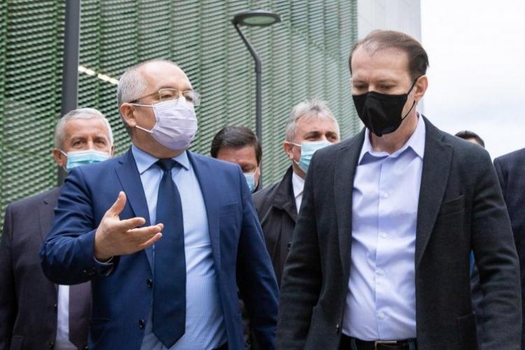 Emanuel Ungureanu: De ce nu vine DNA să-l ia pe Cîțu, care s-a folosit de angajații guvernului, ca și Dragnea