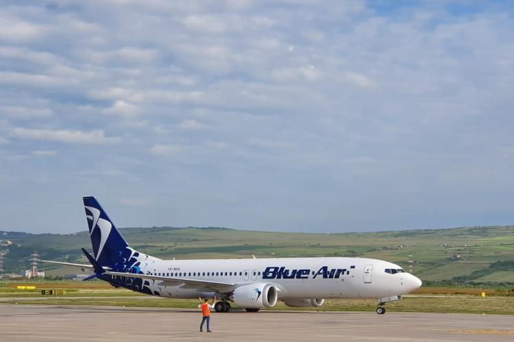 Zboruri spre Madrid de pe Aeroportul din Cluj