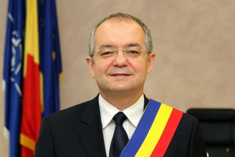 """Boc propune o lege de unificare a unei comune cu municipiul """"capitală"""" de județ: Primarul devine viceprimar"""