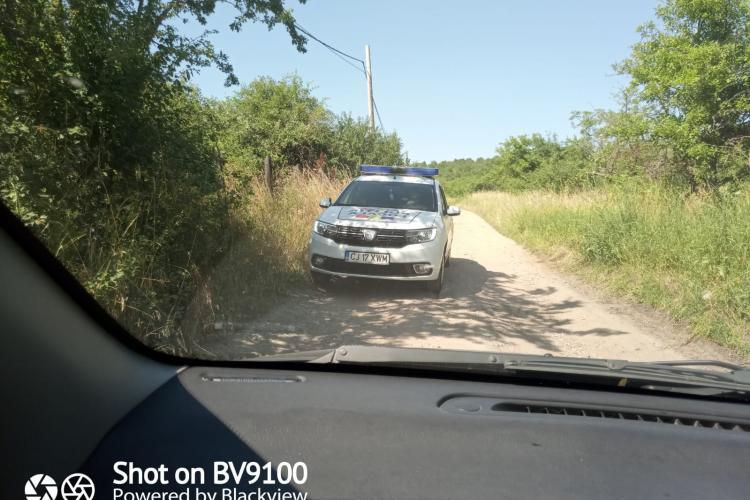 Noi detalii despre polițistul local fotografiat în livada de cireșe de pe Dealul Fânațelor. Primăria Cluj-Napoca:  Era în control!