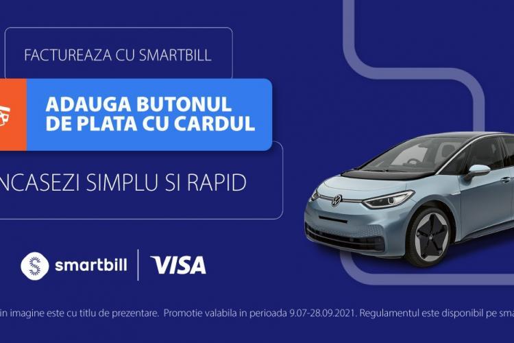 Digitalizarea IMM: VISA și SmartBill simplifică încasarea facturilor prin integrarea butonului de plată cu cardul