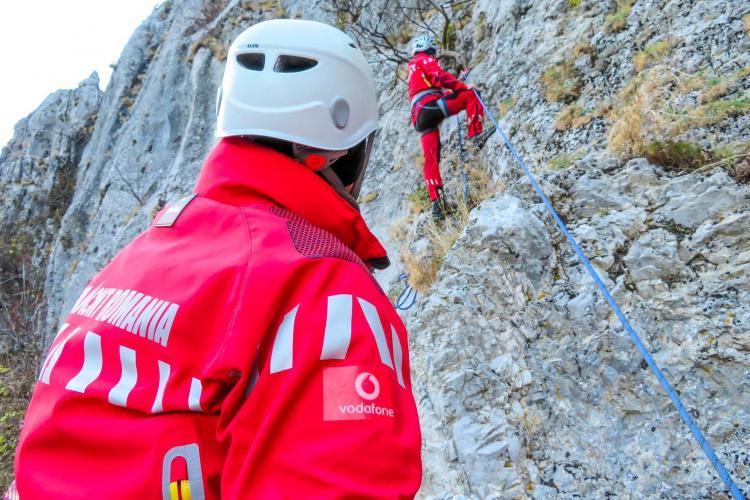 20 de misiuni de salvare ale salvamontiștilor în ultimele 24 de ore. Clujenii au plecat la munte în weekend