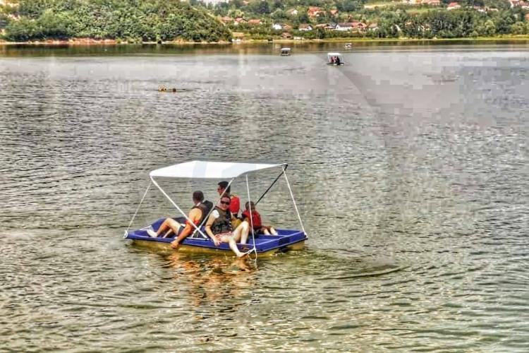 Parc acvatic la 3 ore de mers de Cluj-Napoca. Unde s-ar putea amenaja așa ceva la Cluj? - FOTO