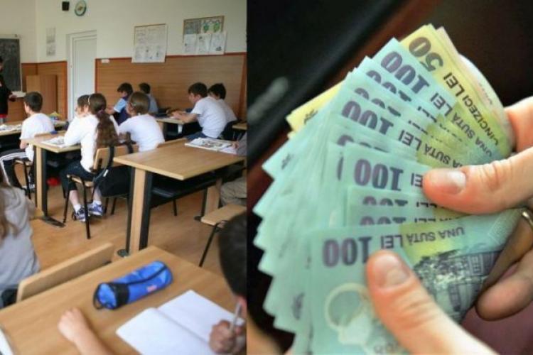 Emil Boc: În Cluj-Napoca, părinții nu cotizează la fondul clasei. E exclus!