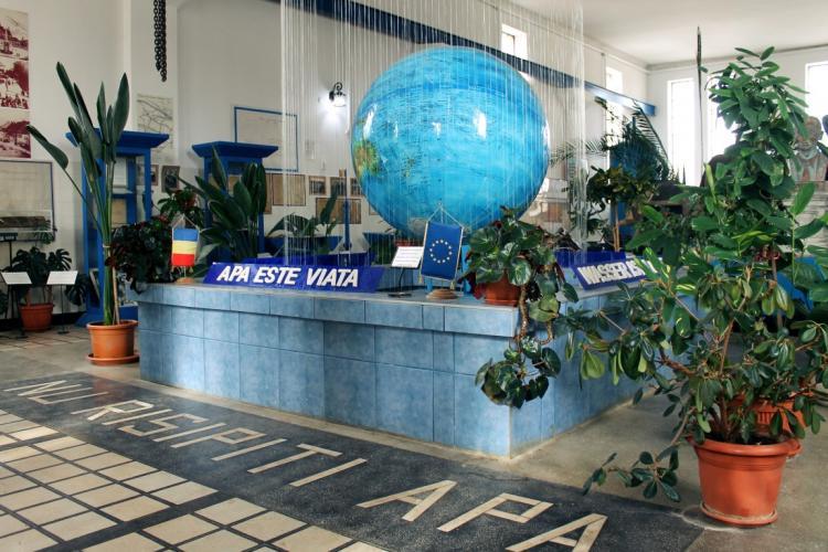 UNESCO se implică în dezvoltarea Muzeului Apei din Cluj