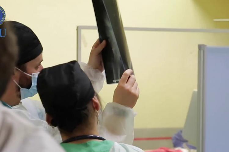COVID Cluj: 93 de pacienți cu COVID-19 internați la Cluj. Câte cazuri au fost, în ultimele 24 de ore?