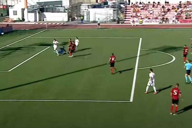 CFR Cluj a învins cu 2-1 pe Lincoln Red Imps, în turul 2 din preliminariile UCL - REZUMAT VIDEO
